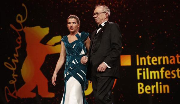 تصاویری از افتتاحیه جشنواره فیلم برلین