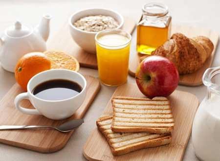 صبحانه بخورید تا لاغر شوید