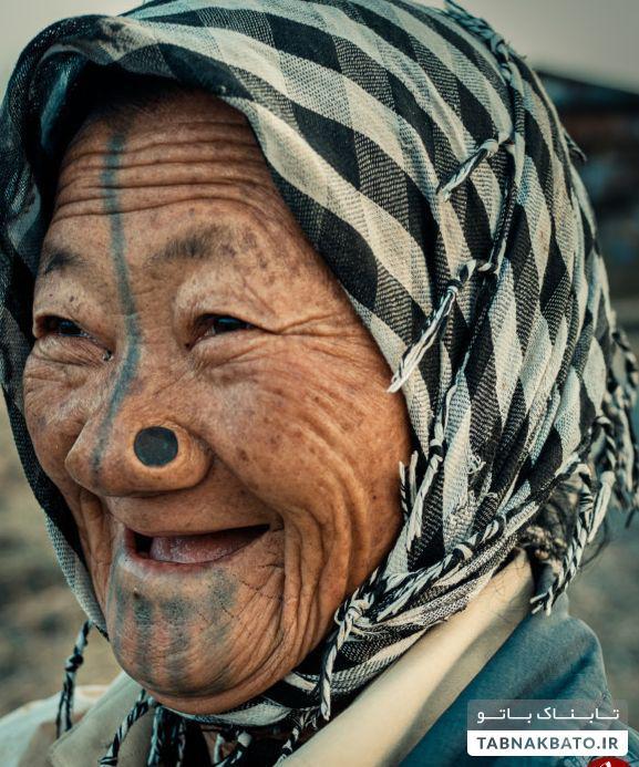 سنّت عجیب یک قبیله برای محافظت از زنان