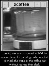 نخستین وبکم دنیا کجا و کی به راه افتاد؟!