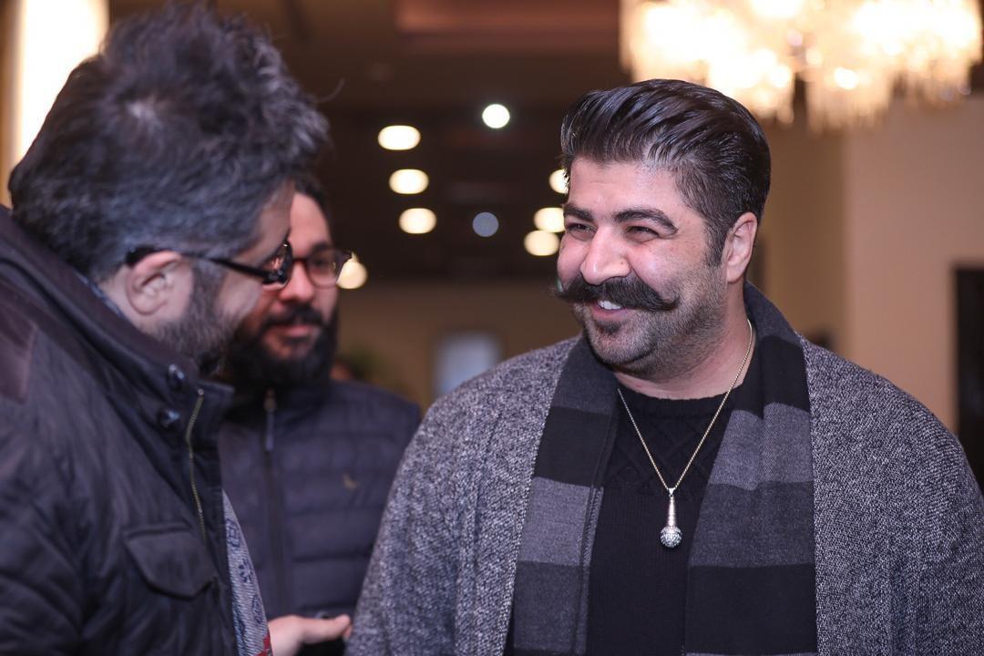 بهنام بانی در جشنواره فیلم فجر+عکس