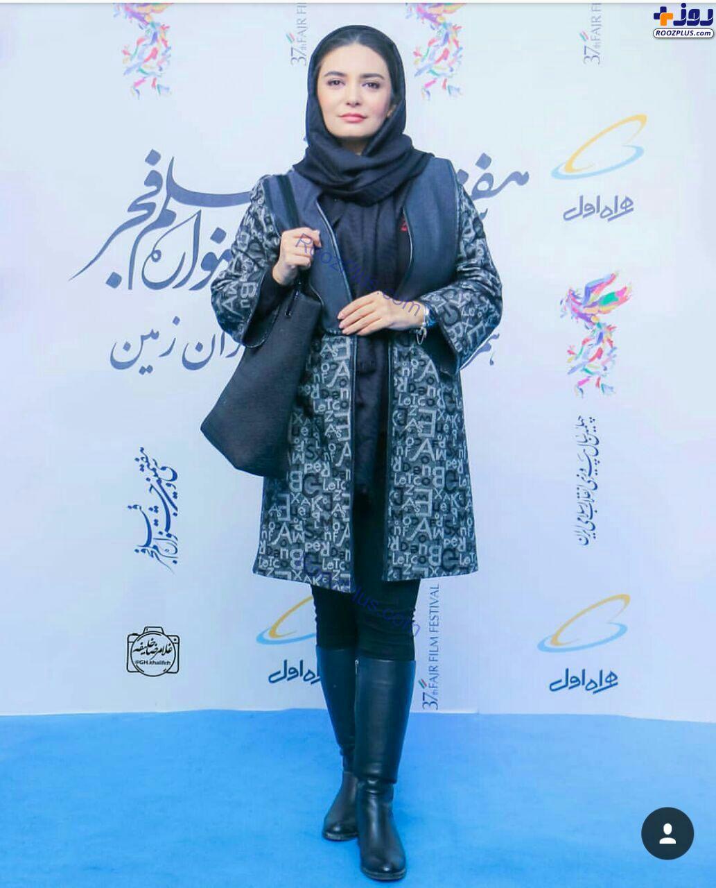 حضور متفاوت لیندا کیانی در جشنواره فیام فجر+عکس