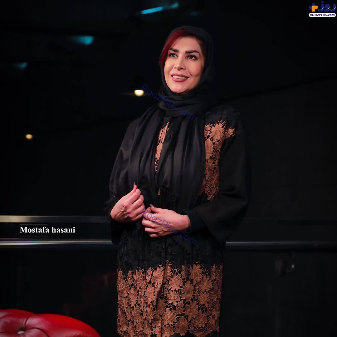 «الهام صفوی زاده» در جشنواره فیلم فجر +عکس