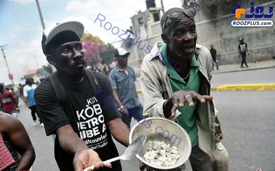 اعتراض به افزایش قیمت مواد غذایی+عکس