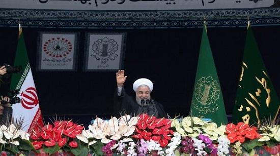 قدردانی روحانی از حضور مردم در مراسم ۲۲ بهمن