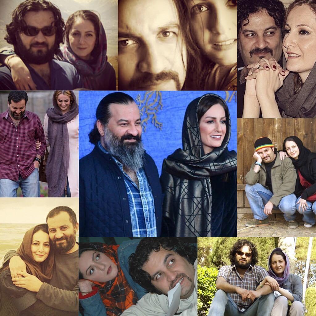 گذر عمر «شقایق دهقان» و «مهراب قاسمخانی»+عکس