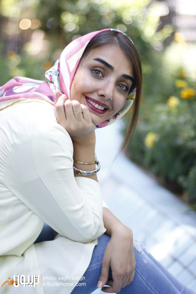 فاطمه گودرزی عروس دار شد + عکس