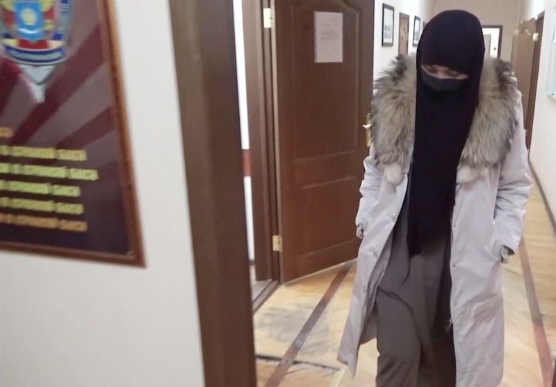 بازداشت زنی که برای داعشیها سنگ تمام میگذاشت+عکس
