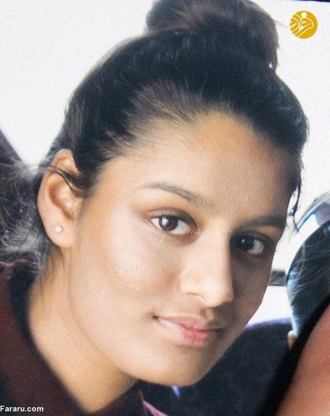 دختر دانش آموزی که از یک داعشی صاحب فرزند شد +تصاویر