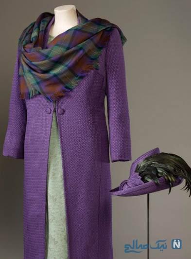 کلکسیون لباس های شیک ملکه الیزابت , ملکه انگلیس