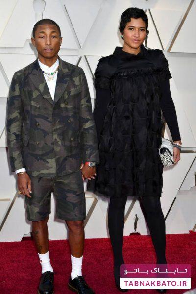 بدترین لباسهای مراسم اسکار ۲۰۱۹