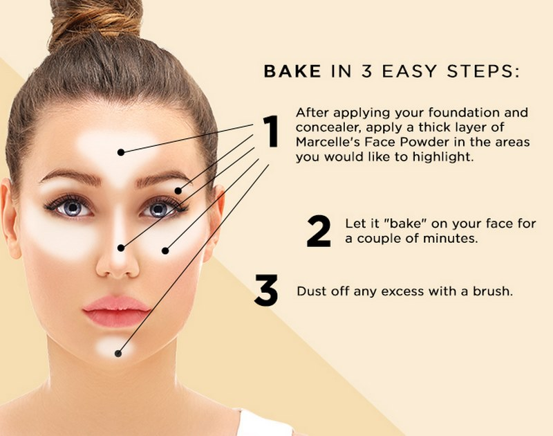 5 highlighting makeup 1 آموزش استفاده از هایلایتر در آرایش {hendevaneh.com}{سایتهندوانه}آموزش استفاده از هایلایتر در آرایش - 230195 429 - آموزش استفاده از هایلایتر در آرایش