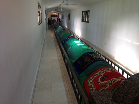 طولانیترین مقبره دنیا متعلق به چه کسی است؟ +عکس