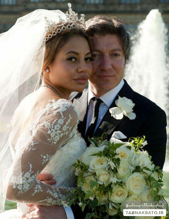 ماجرای ازدواجی عاشقانه علیه نژاد پرستی