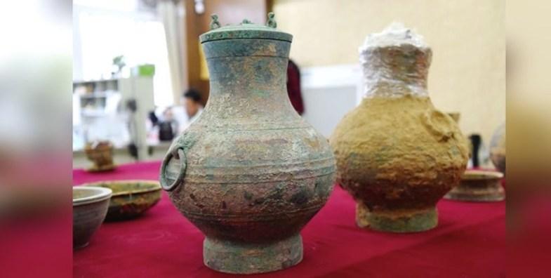 کشف اکسیر جوانی هزار ساله در چین +تصاویر