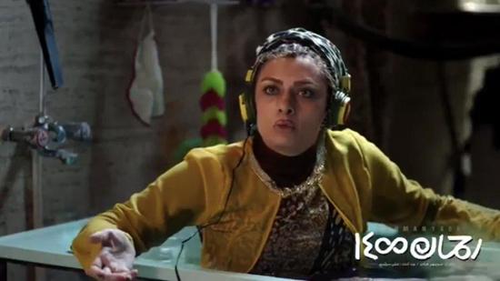 سکانسی عجیب از تیزر فیلم «رحمان ۱۴۰۰»! +عکس