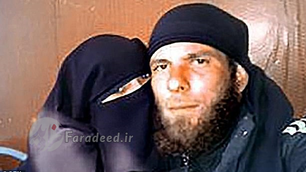 شب اول ازدواج دریا؛ عروس داعشیها +عکس