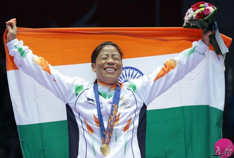 بانوی هندی؛ اسطوره ی زنده ی ورزش هند