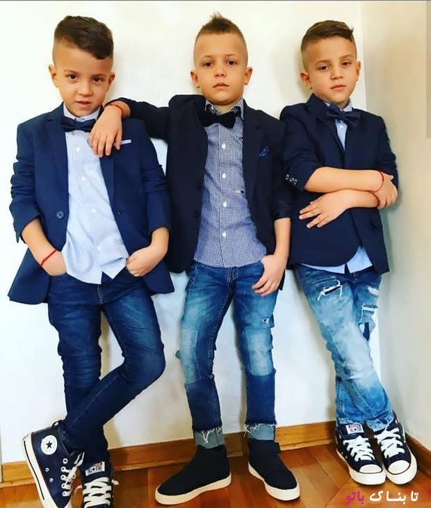 جذاب ترین بچه های اینستاگرامی