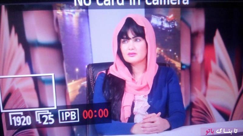 حجاب عجیب مجری مصری برای اجرای برنامه دینی- اجتماعی!