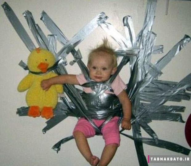 زشت ترین تصاویری که والدین از کودکان منتشر کرده اند