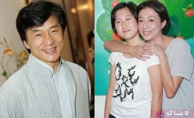 دلایل آوارگی و بی خانمانی دختر جکی چان از زبان مادرش!