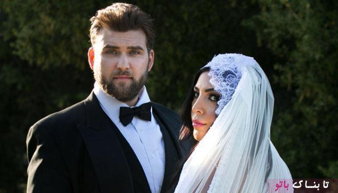 دیدگاه بازیگر هالیوودی نسبت به ازدواج های متعدد پسرش!
