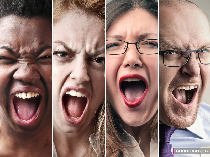ایرانیان عصبانی نیستند؛ جامعه عصبی است!