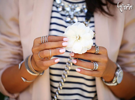 حلقه در هر انگشت چه معنایی دارد؟