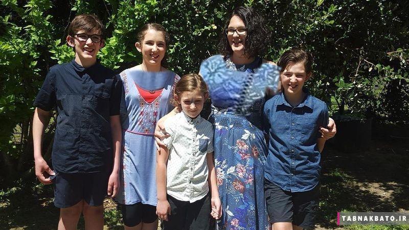 مادر و چهار فرزند قربانیان بزرگترین جنایت استرالیا