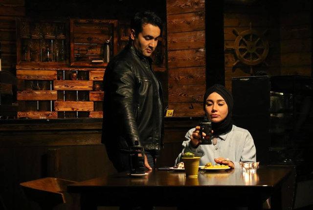 بازگشت رضا رویگری به بازیگری در «به وقت طلاق» +عکس