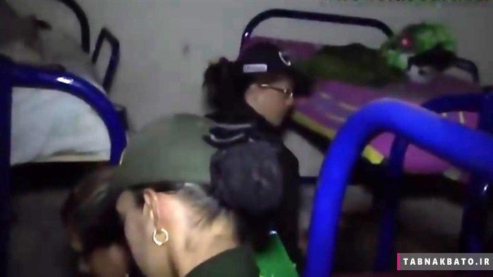 کودک آزاری دو راهبه در کلمبیا