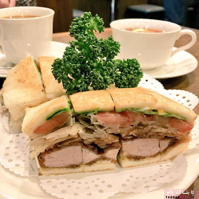سرگذشت بهترین ساندویچ ژاپنی