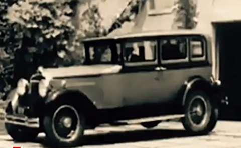 تکنولوژی جالب پارک ماشین در 70 سال قبل