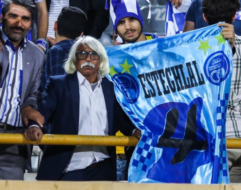 بدل ایرانی وینفرد شفر در استادیوم آزادی +عکس