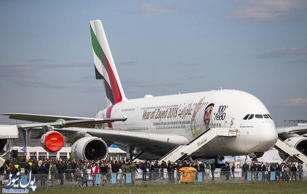 تصاویری از ایمن ترین شرکتهای هواپیمایی