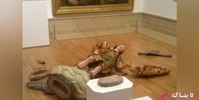 آثار باستانی با ارزشی که با اشتباه از بین رفتند