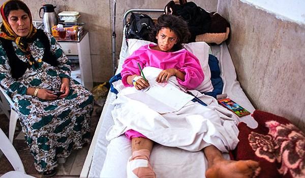 مین همچنان در کردستان قربانی میگیرد +تصاویر