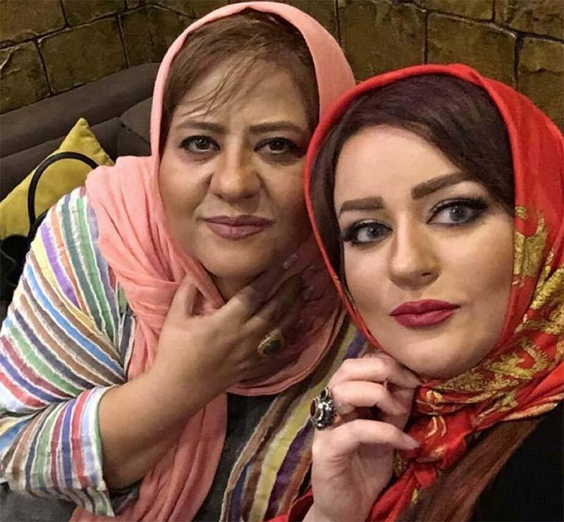 خانم بازیگر پس از بازگشت به ایران +عکس