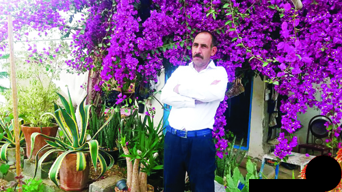 مرد ایرانی که عجیبترین شغل دنیا را دارد+عکس