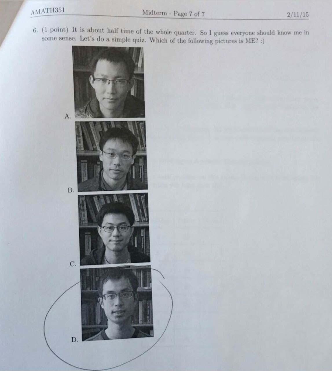 سوال امتحانی عجیب استاد ژاپنی از دانشجویان+عکس