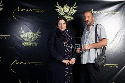 خانم بازیگر ایرانی که فرزند طلاق است+عکس