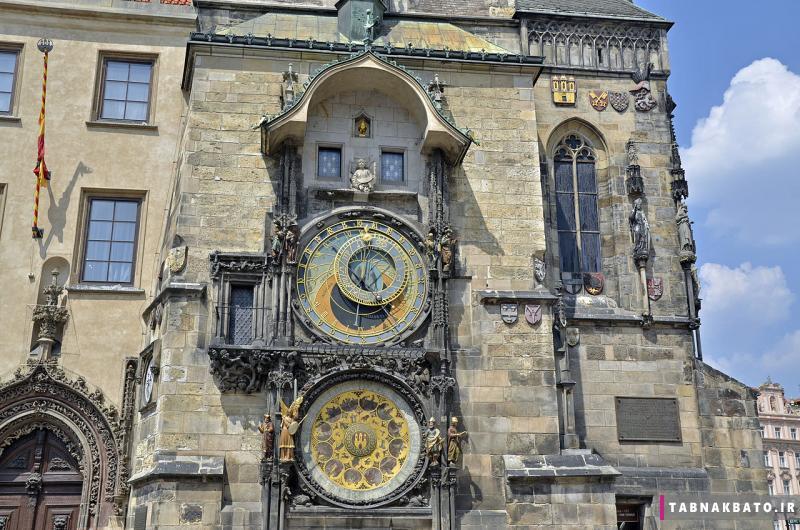 قدیمی ترین ساعت جهان که هنوز کار می کند