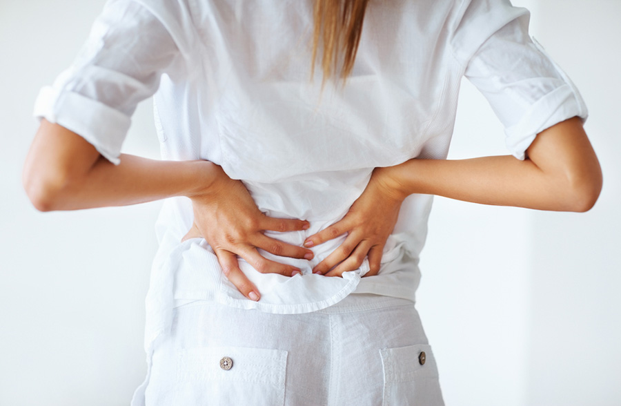 چگونگی کاهش کمر درد در دوران بارداری