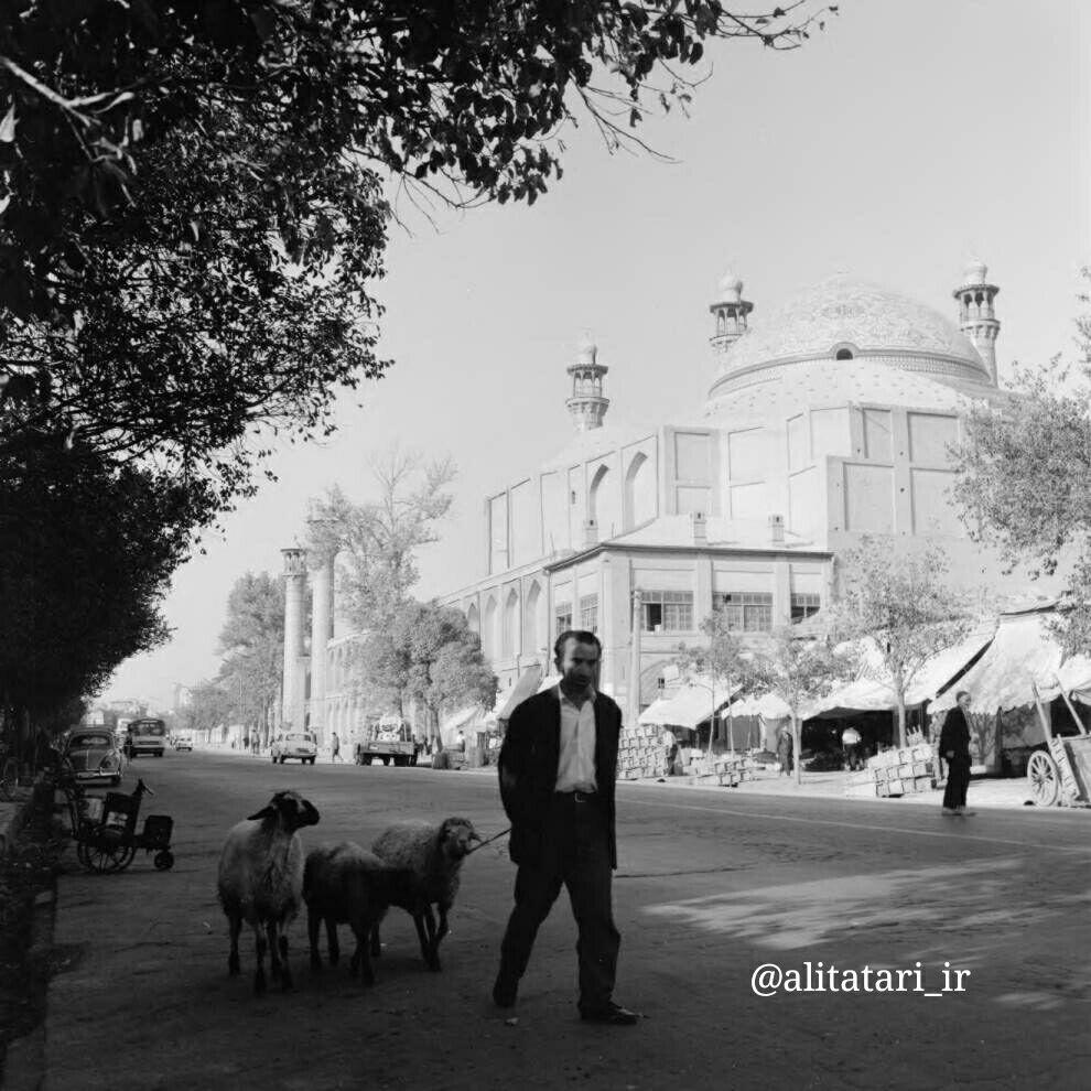 تصویری که تهرانیهای قدیم به یادشان هست+عکس