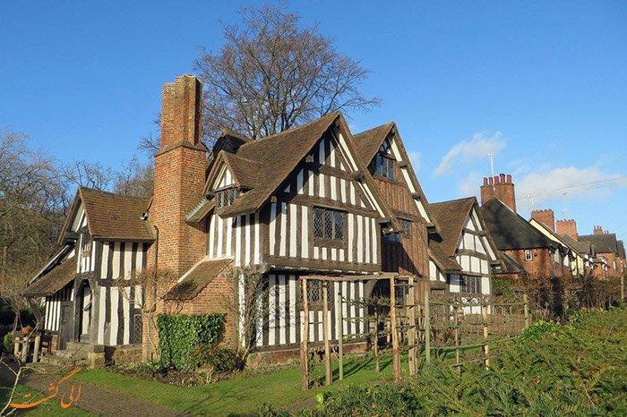 روستاهای عجیبی که فقط در بریتانیا دیده شدند +تصاویر