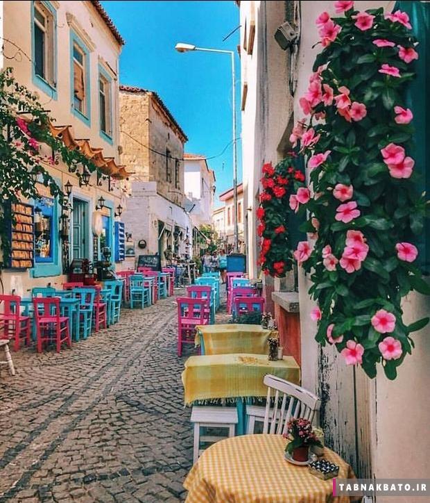 شهری زیبا و فریبنده در ترکیه