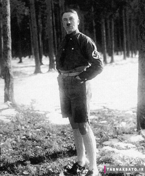 عکسی که هیتلر دوست نداشت کسی آن را ببیند