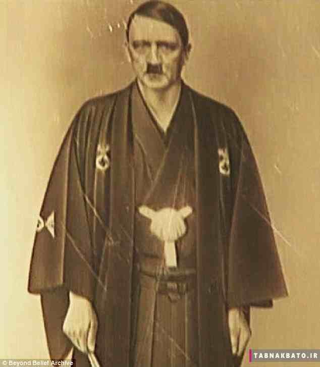 عکس های شخصی هیتلر که دوست نداشت کسی آنها را ببیند
