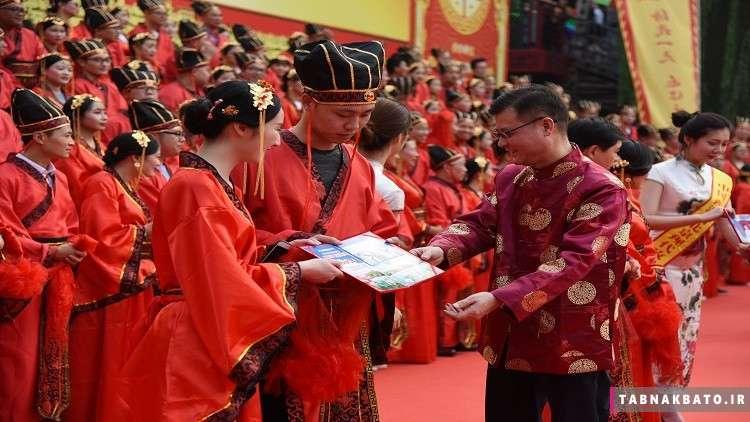 امتحان قبل از طلاق در چین!